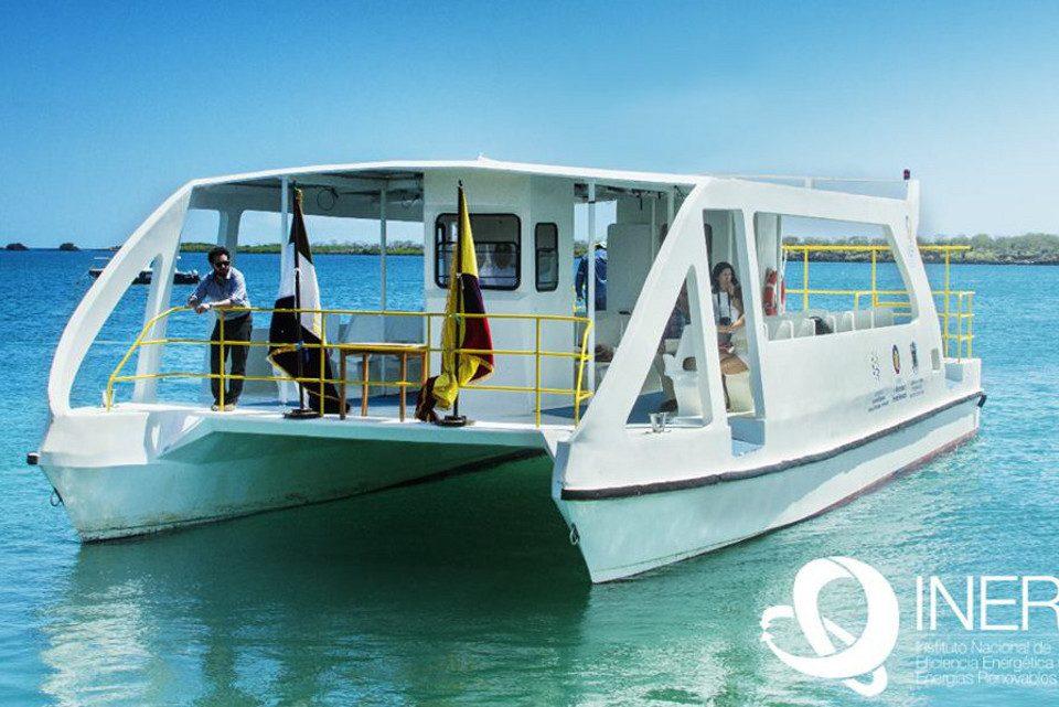 Kräutler Schiffsantriebe | Galapagos