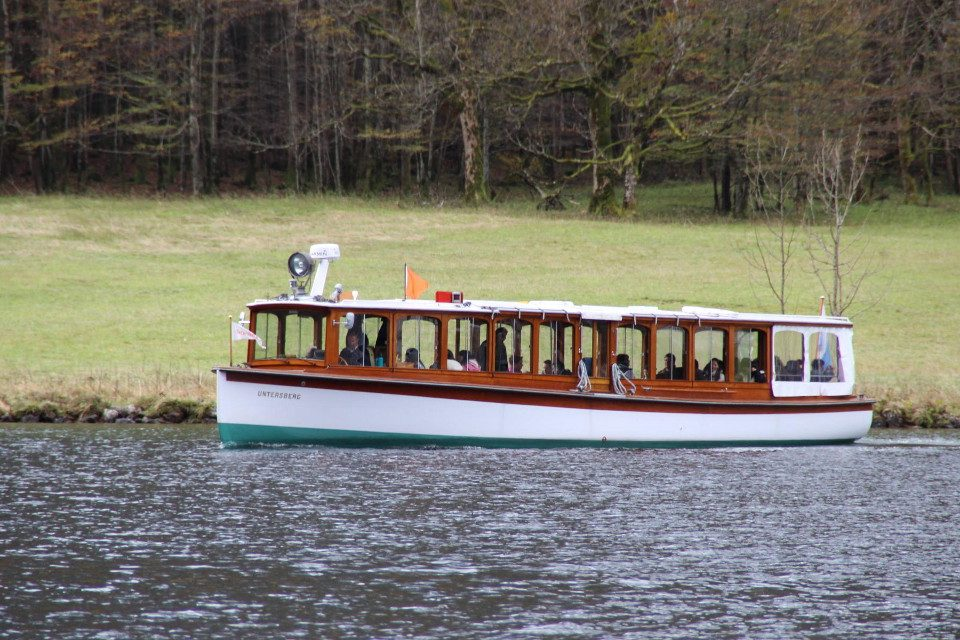 Kräutler Schiffsantriebe | Bayerische Seenschifffahrt