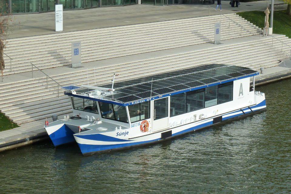 Kräutler Schiffsantriebe | Weisse Flotte